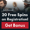 Roy Richie offers a $200 online casino deposit bonus